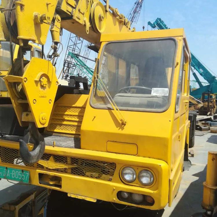 Japanese truck crane KATO 11 ton NK110, original crane kato for hot sale