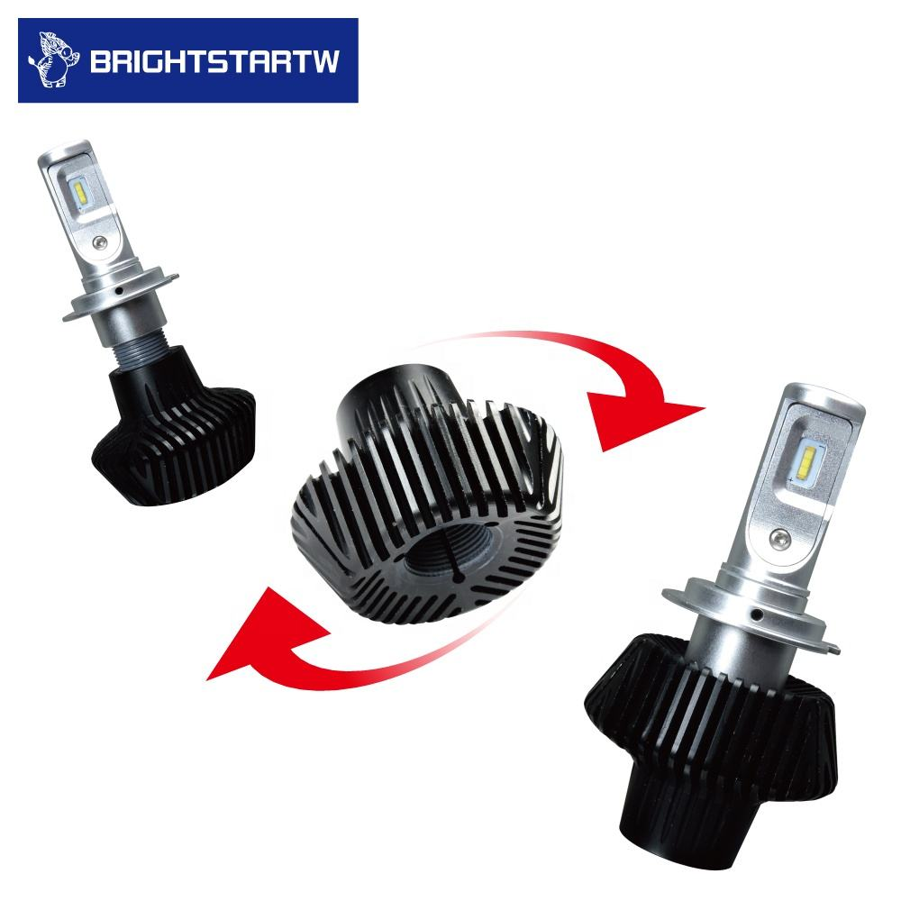 HIGH Power 9012 Led Scheinwerfer Bulb Conversion Kit