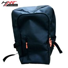 Heavy duty waterproof polyester field hockey sports bags with wheels