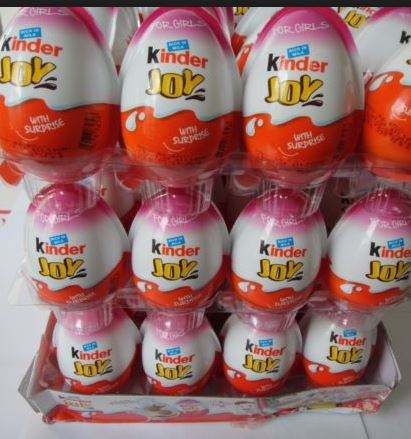 Ferrero Kinder Surprise, Kinder Joy, Kinder Bueno Available