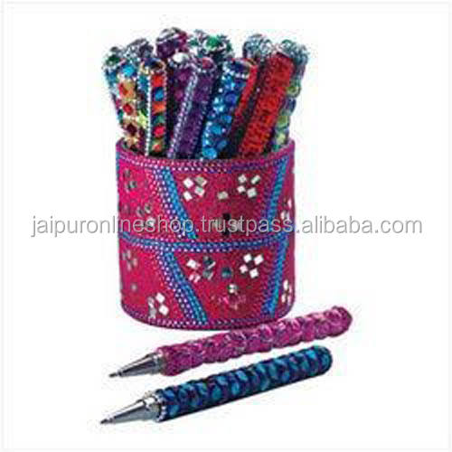 Indian handicraft handmade lac pen