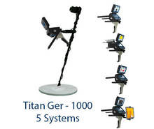TITAN GER 1000 - 5 SYSTEMS