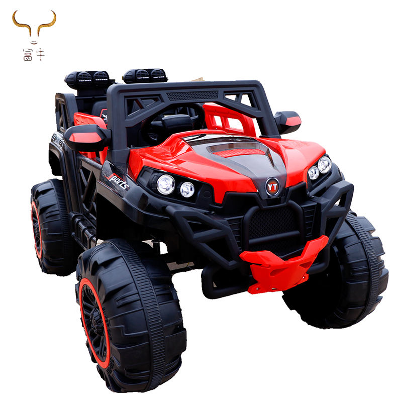 BIS indian model 4x4 mini ride on atv 24v children double motor battery powered jeep car kids electric cars for girl to drive