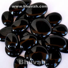Direct From Manufacturer Natural Black Onyx Gem Stones Price