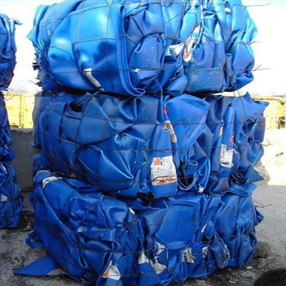hot sale hdpe milk bottle scrap/ drum scrap