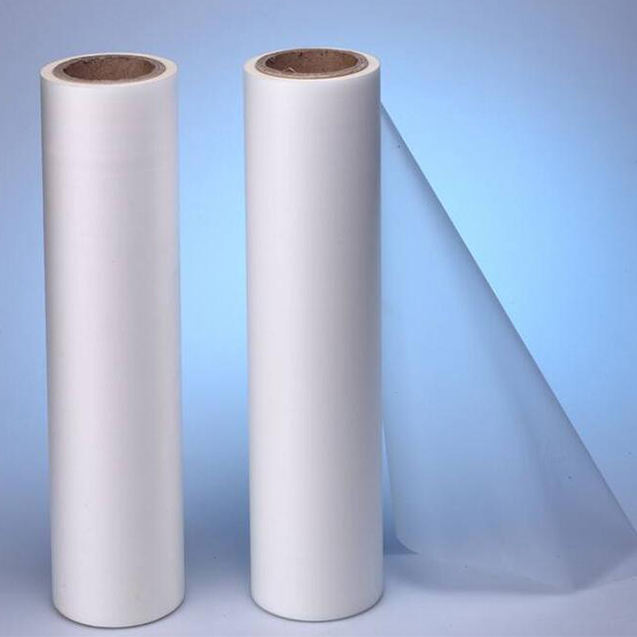 Transparent EVA Film Adhésif Thermofusible