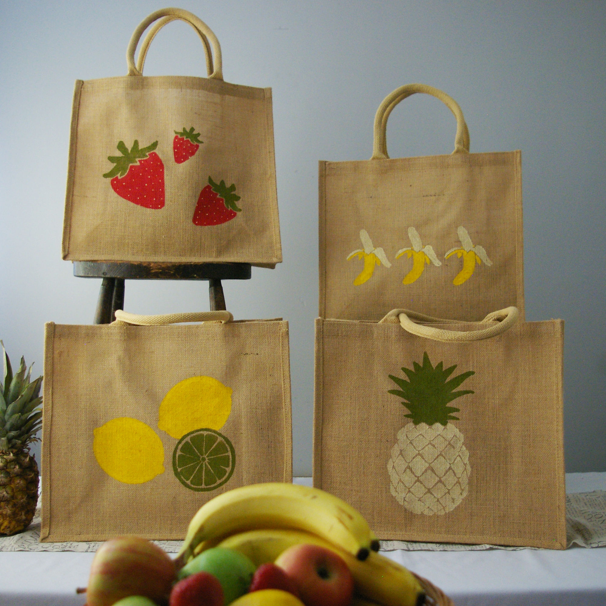 Promotional best selling cheap custom printing tote jute bag with zipper