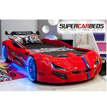 MNV1 Race Car Bed - Children Beds - SUPERCARBEDS