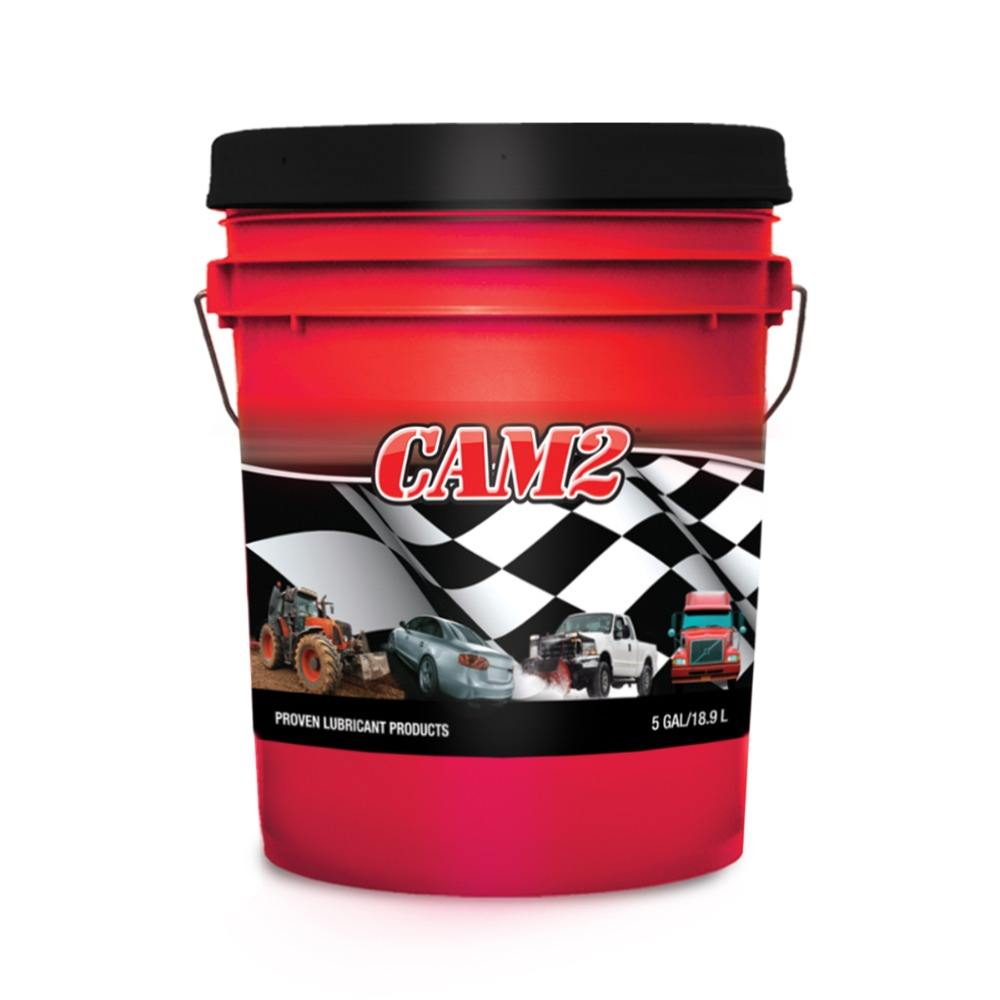 CAM2 80W-90 HIGH PERFORMANCE EP GEAR OIL GL-5