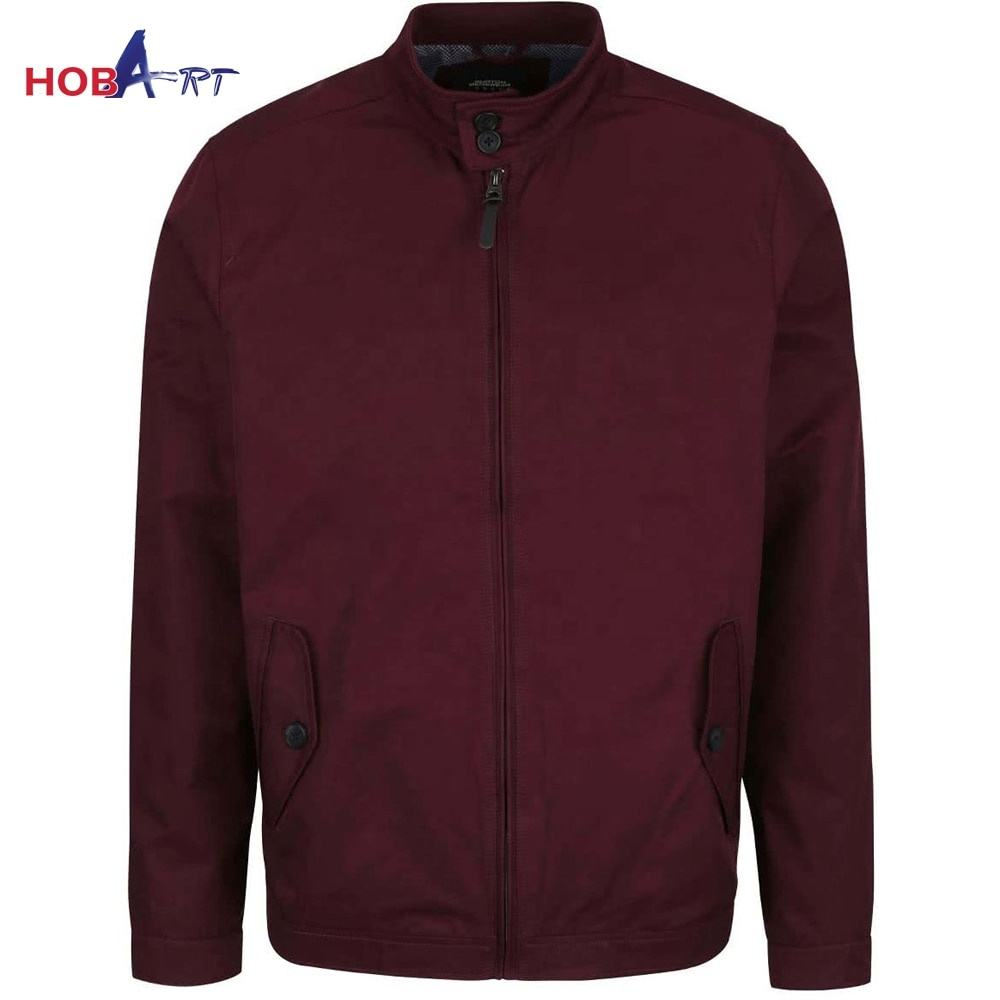Online Shopping Men Top Quality Zipper up Bomber Jackets