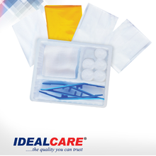 First Aid Basic Wound Dressing Set