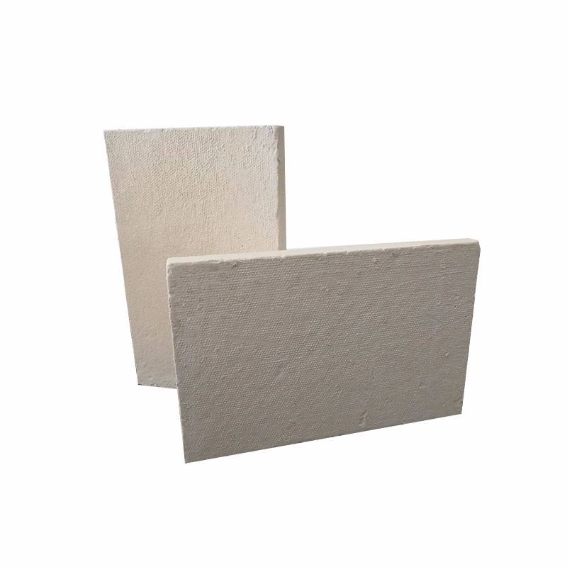 650C Thermal Insulation Calcium Silicate Board for Industrial Furnaces 600x300x25mm 220kg/m3 Silica Board