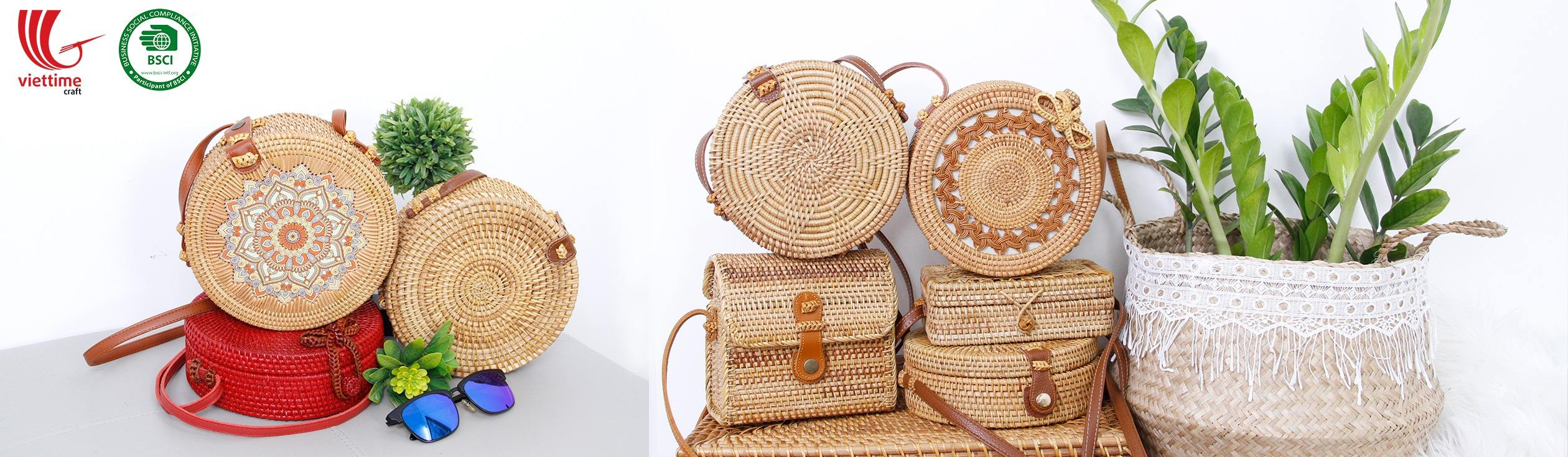 woven seagrass baskets with handles decorative storage boxes.htm indochina  jsc seagrass basket  bamboo bowls  indochina  jsc seagrass basket
