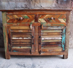 Kayu reklamasi Laci Antik Furniture