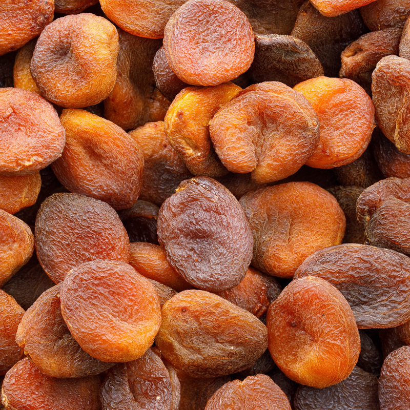 Dried apricots for sale, seedless