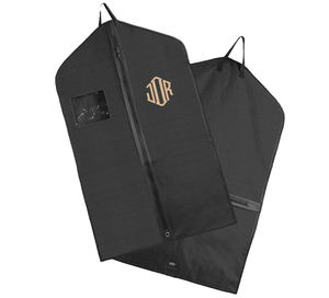 Custom non woven suit cover bag ,suit bag,garment bag with logo