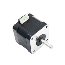 1.8 degree 2Phase Nema17 Dual Shaft Stepper Motor