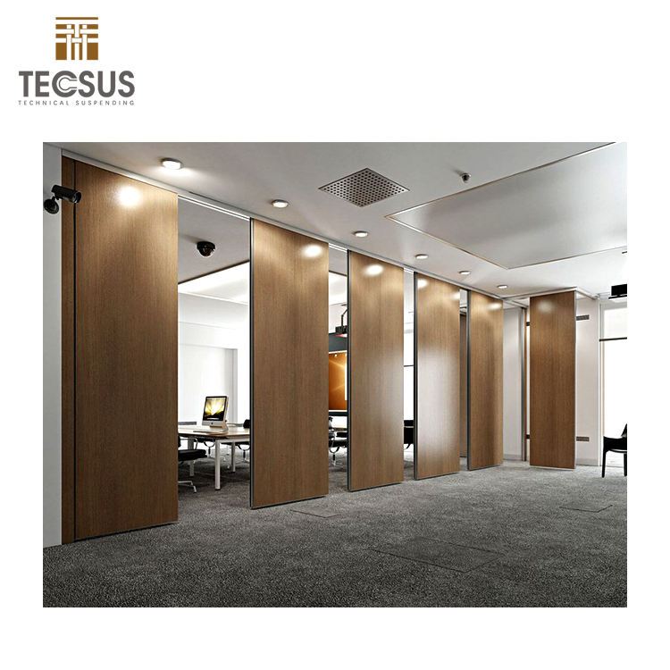 popular fireproof commercial soundproof office wall partitions panels