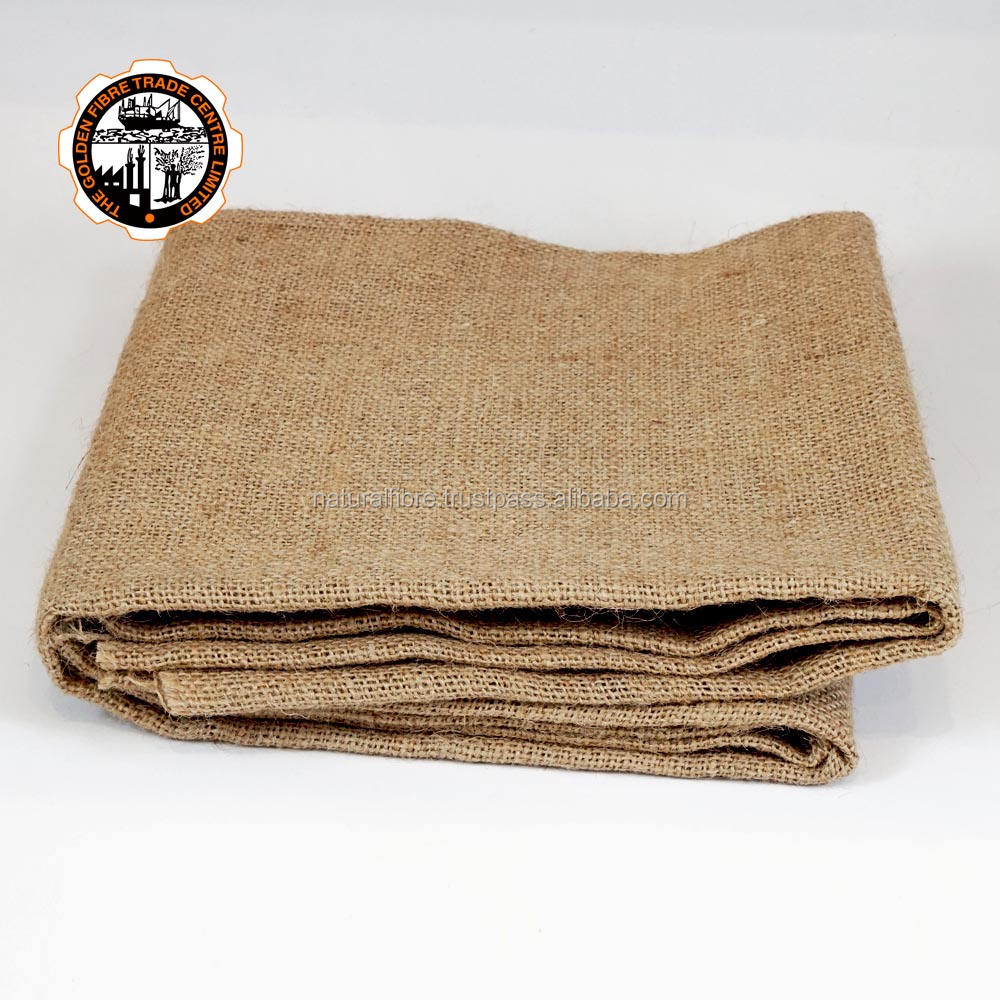 CRT Quality Eco-Friendly Weaving Purpose Hank Packed Jute Hessian Roll 6lbs to 36lbs Jute Twine
