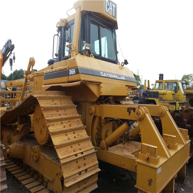 Used Second Hand Cat D6H bulldozer caterpillar D6 With Best Price crawler bulldozer for sale