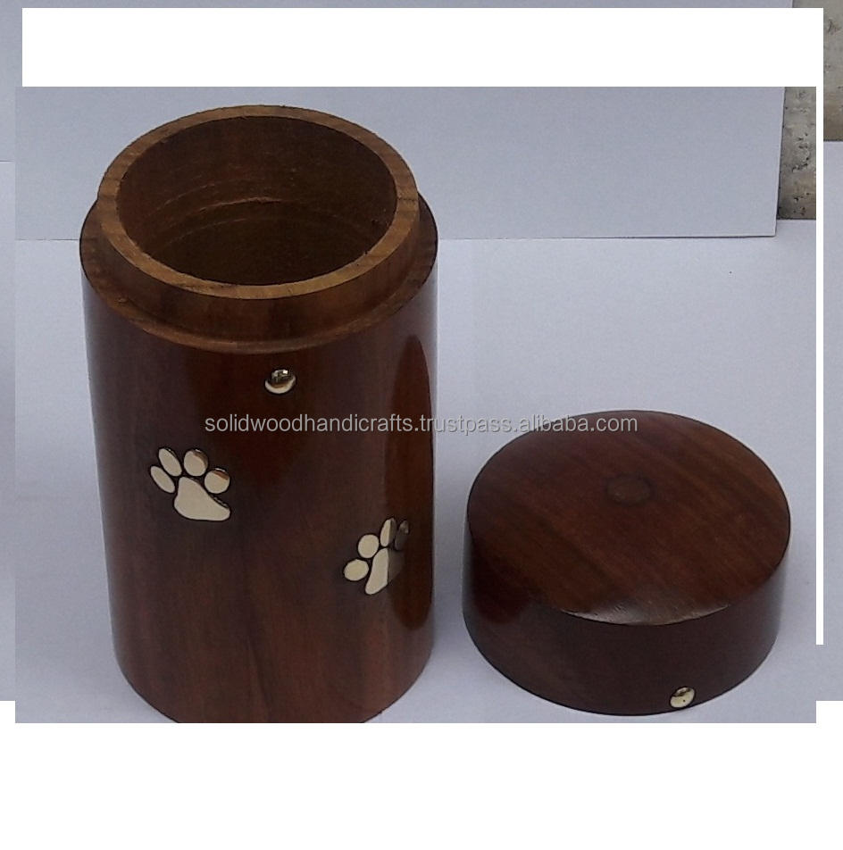 wooden scatter tubes for ashes pet /funeral scatter tubes for pet ash