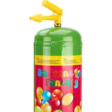 Helium helium disposable cylinders for balloons EN ISO 11118