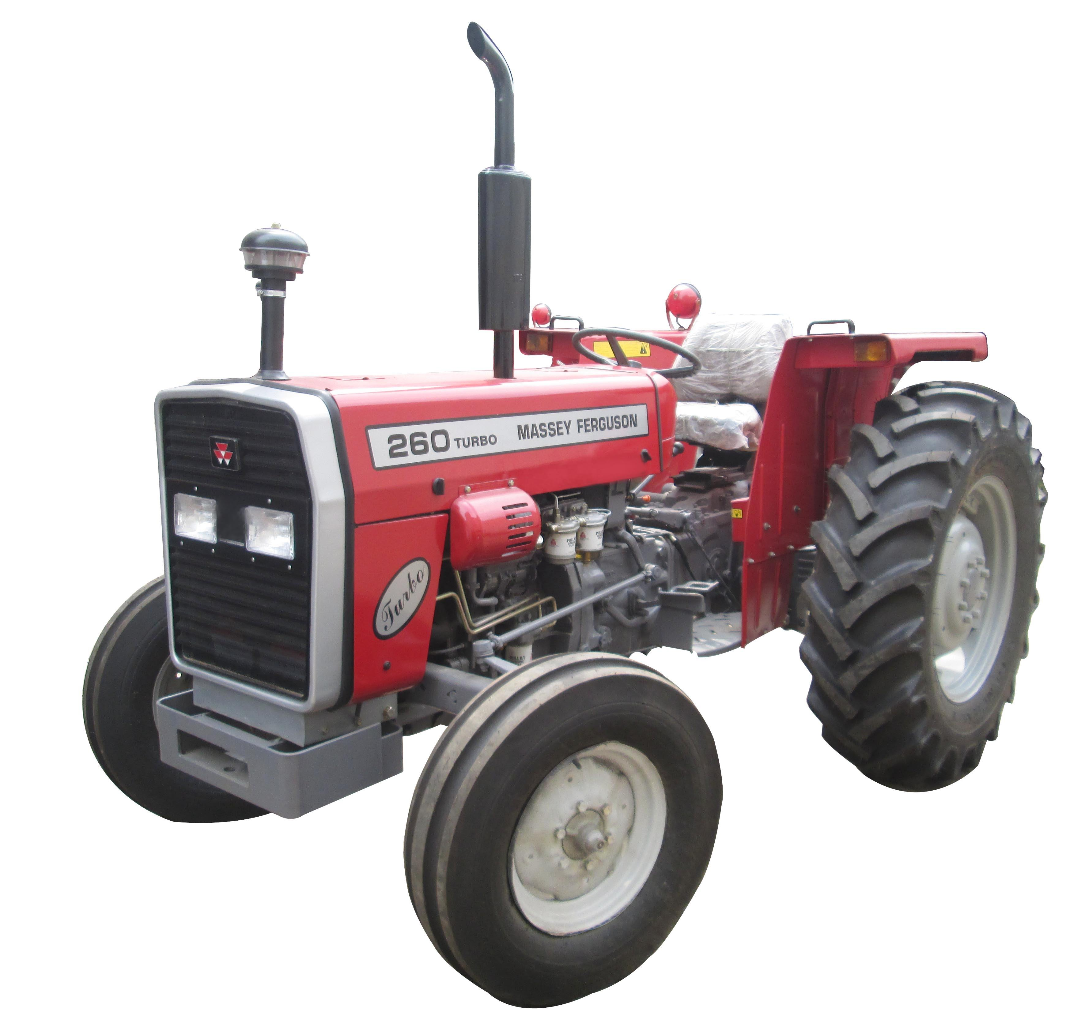 Pakistan Massey Ferguson MF 260 2 WD 60 PS Traktor