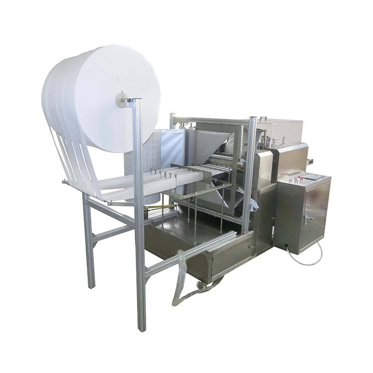 Hot Selling Alcohol Pre Pad Making And Packing Equipment,Alcohol Cleaning Wet Wipe Machine