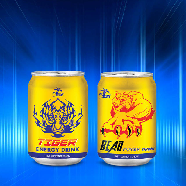 Energy Drinks Product Type and Can(Tinned)Packaging private label energy drink