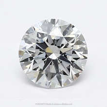 1.00 Ct. Round Shape Loose Natural Diamond D SI1 GIA