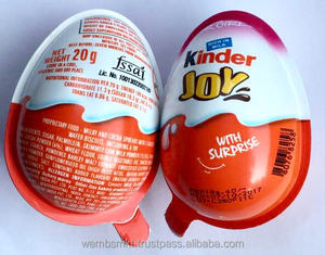 Ferrero Kinder Joy Boys and Girls