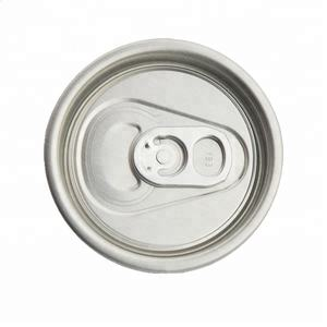 Easy open aluminum can lid eoe for drink can stopper covers and lids