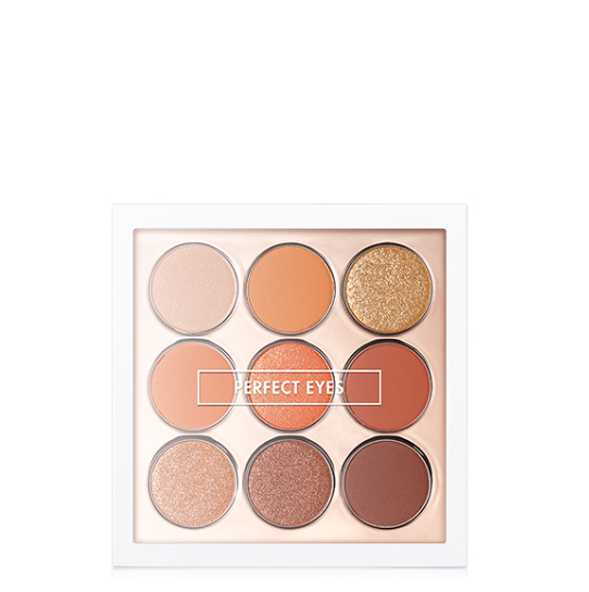 [TONYMOLY] Perfect Eyes Mude eye palette 03 - WHOLESALE KOREAN COSMETICS
