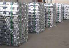 ALUMINUM INGOTS AND BILLETS