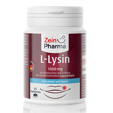 ZeinPharma L-Lysine Pharmaceutical Cheap Chewable Tablets