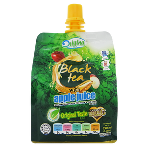 220 Ml Chá Preto Com A Apple Juice Plus Vitamina-C