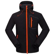 High Quality Winter Jacket Outdoor Soft Shell Waterproof