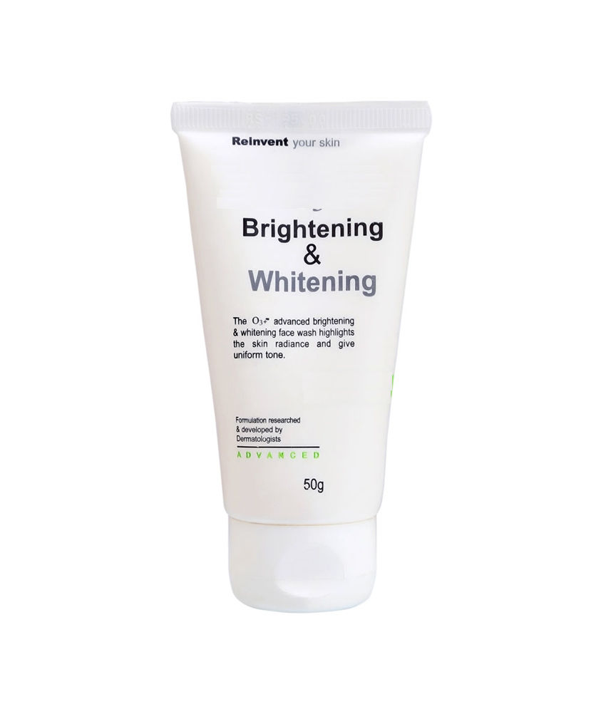 Anti Aging Brightening And Whitening Cleaning Face Exfoliator Cream