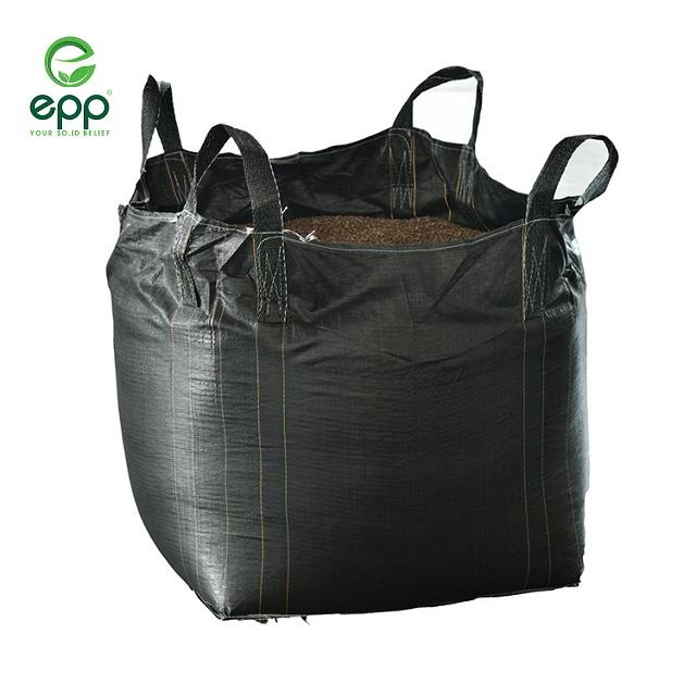 Super breathable 1000 kg big bag for mineral/cement/sand/agricultural products/feed animals