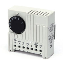 TH7133-L Electric heating thermostat,automatic temperature controller,bimetal thermostat
