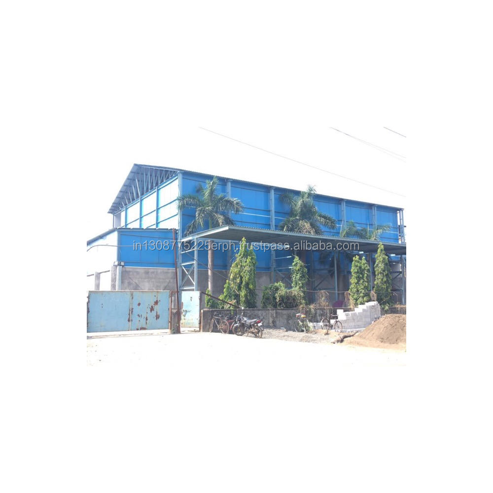 Prefab Steel Structural Warehouse Erection Labour Job Work