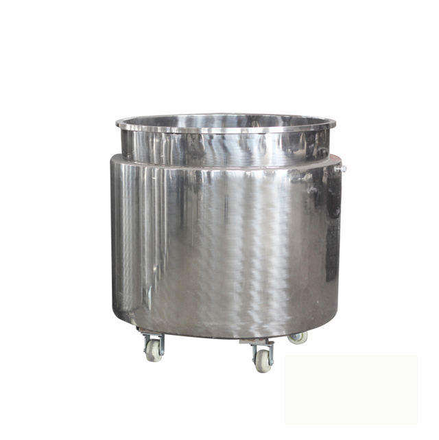 Long Service Life [ Stainless Steel Tank ] 1000L Electric Heating Stainless Steel Mixing Vessels Mixing Tank