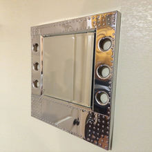Decorative Bathroom Aviation Mirror Frame at Low Price