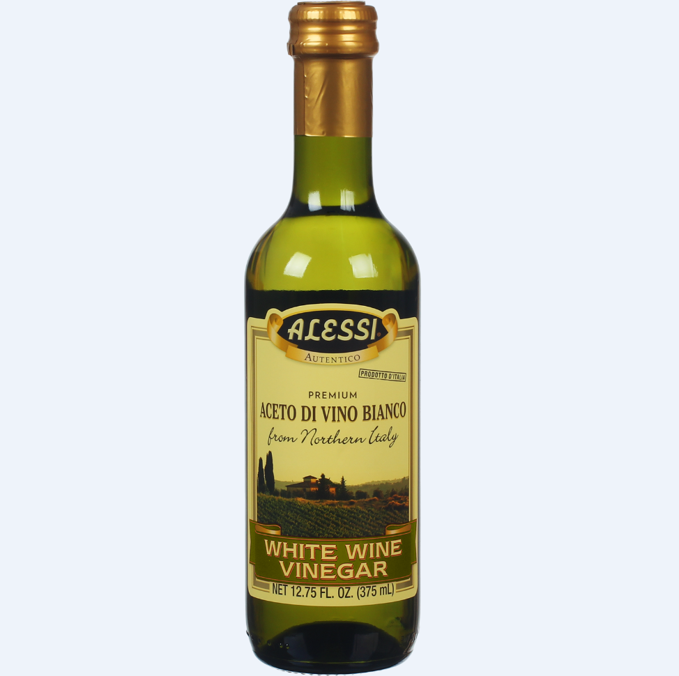 Alessi Bottled White Wine Vinegar