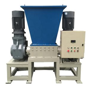 Double/twin/dual shaft พลาสติก crusher shredder