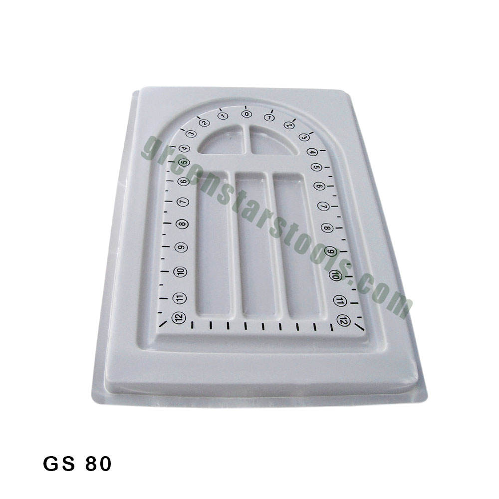 Jeweller Tools Plastic Bead Board Tool For Jwellers