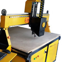 High Speed And Economic Rotary Axis Cnc Router