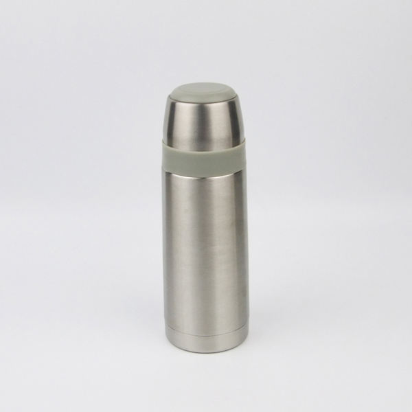 Top quality 12 oz eagle stainless steel bullet shape vacuum thermal flask with leak-proof stopper