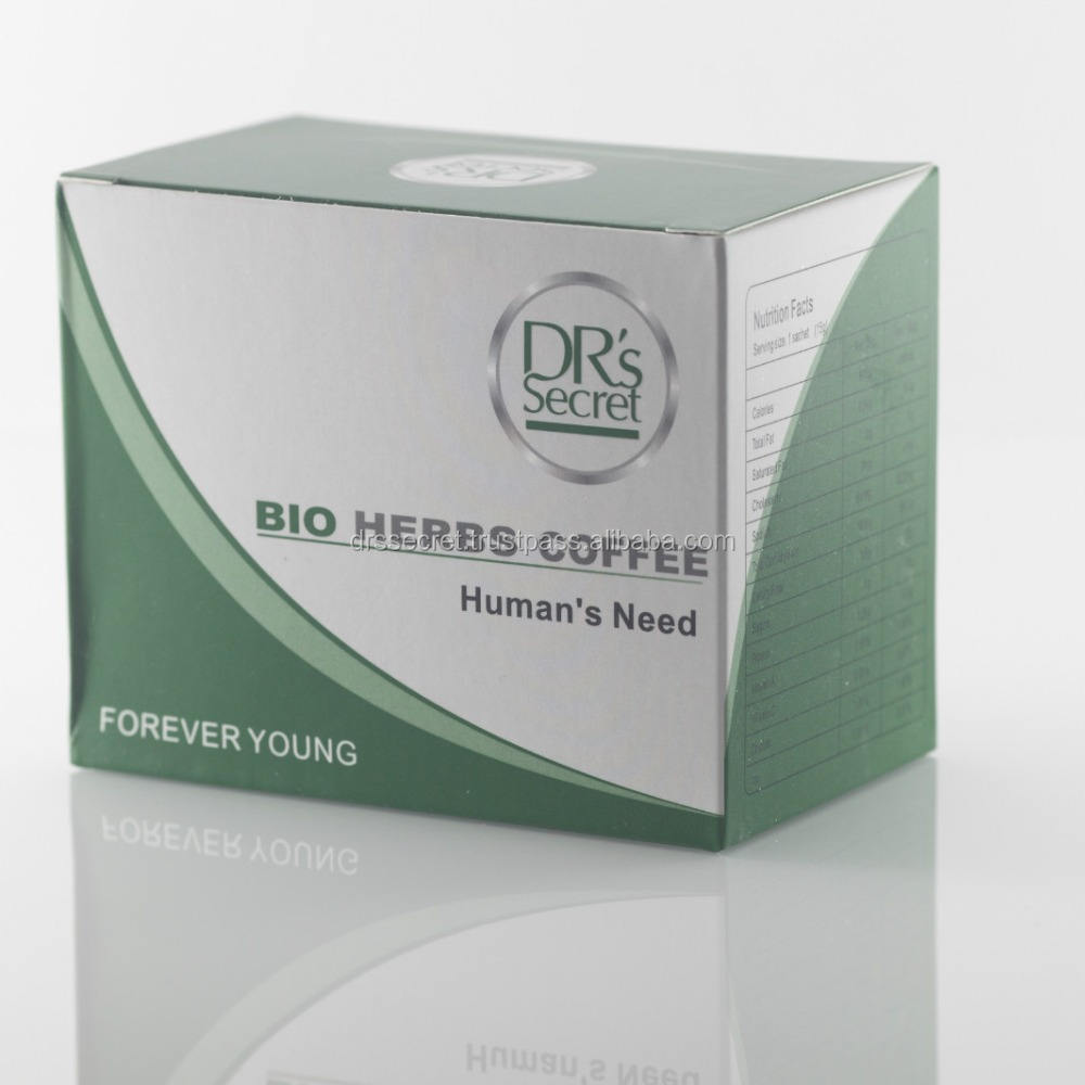 BIO HERBS COFFEE for MEN