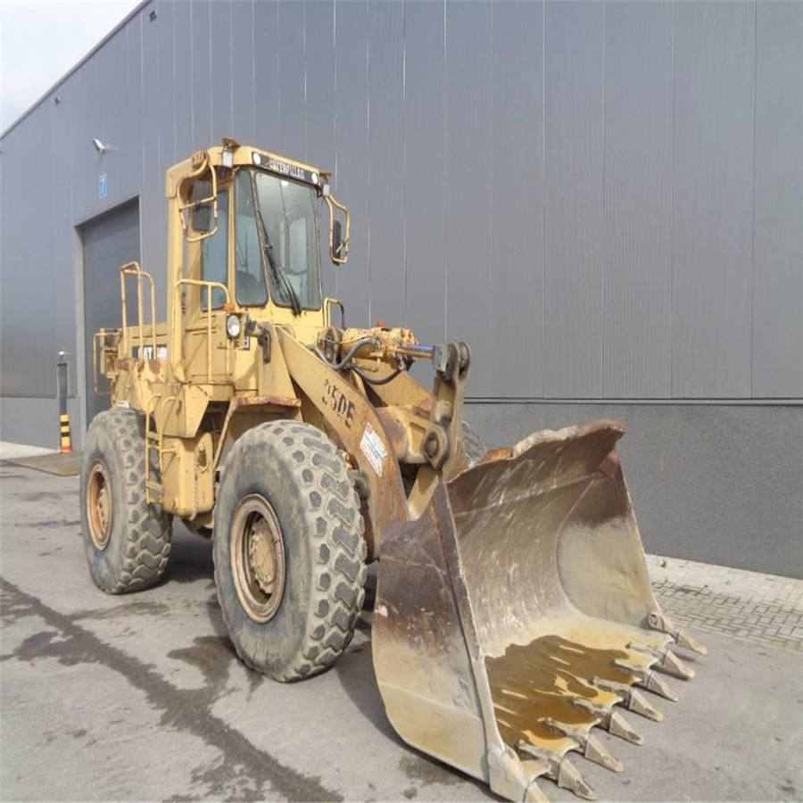 good working high quality CAT Loader 950E /Cat used 950C 950D 950E 950G 950H Loader for hot sale